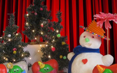 Wizoks World in kerstsfeer