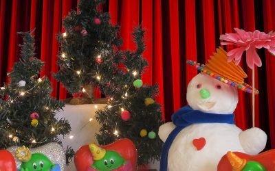 Wizoks World in kerstsfeer