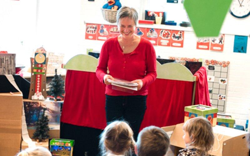 Storykids Academy op reis