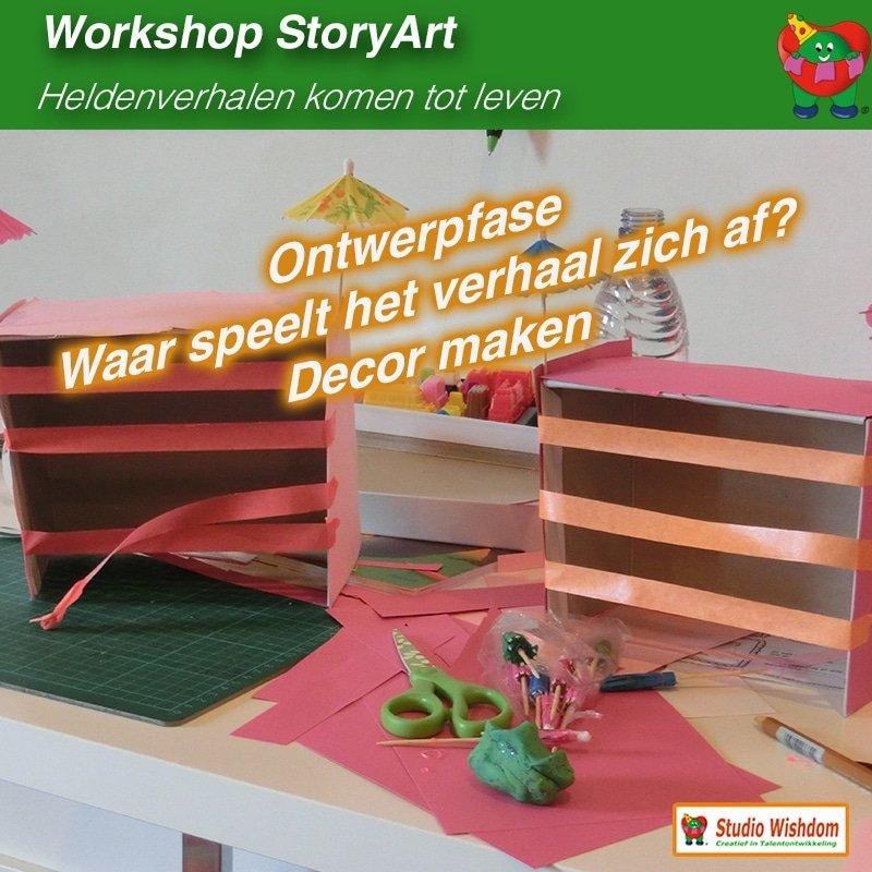 workshop storyart