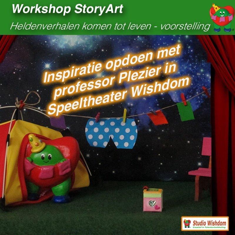 workshop storyart voorstelling