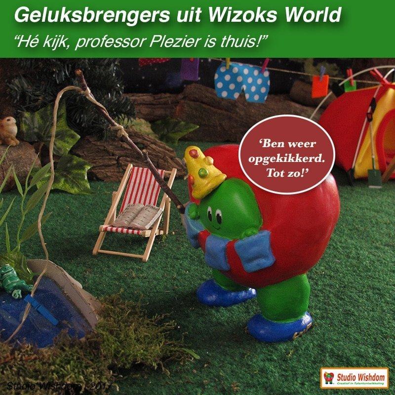 geluksbrenger-professor-plezier-speeltheater-wishdom-wizoks-world