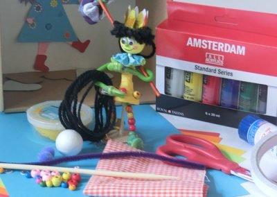 StoryArt kids Schoolproject Heldenverhalen