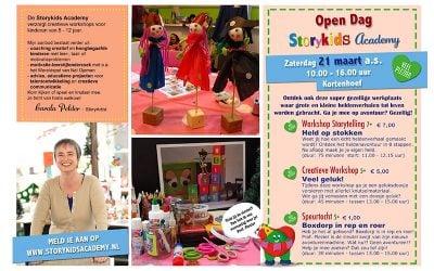 Storykids Academy open dag